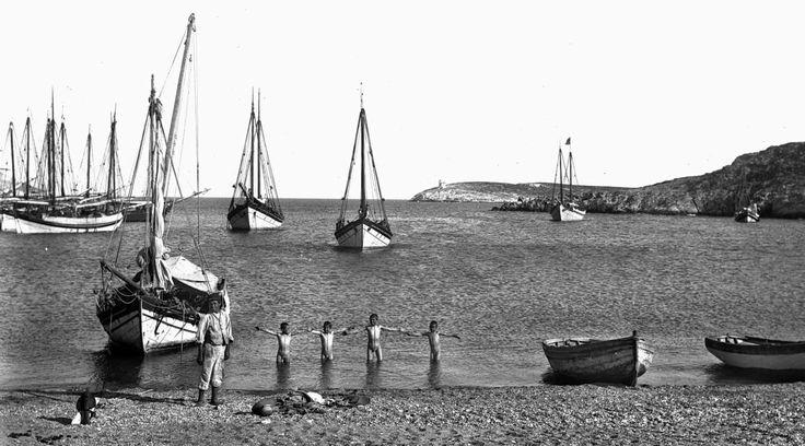 ΠΑΡΟΣ June 1892 Αγνώστου φωτογράφου