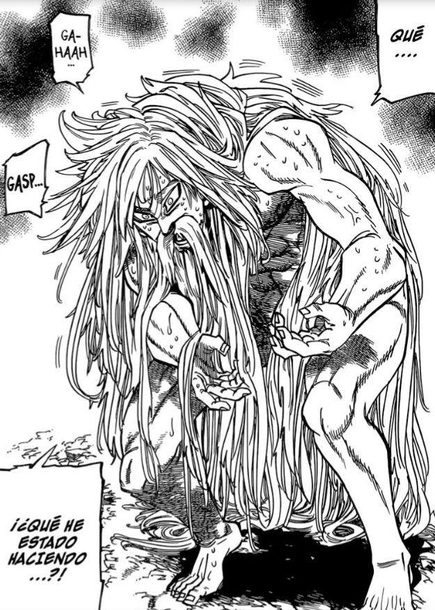 Ban Purgatorio Nanatsu no taizai mangá, Nanatsu