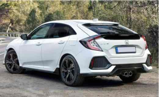 2019 Honda Civic Hatchback Horsepower 2019 Honda Civic Hatchback
