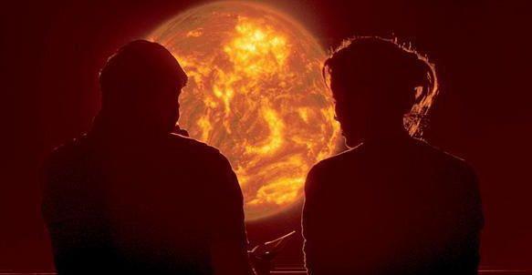 Sunshine / Danny Boyle - Movie Soundtrack http://www.youtube.com/watch?v=NQXVzg2PiZw