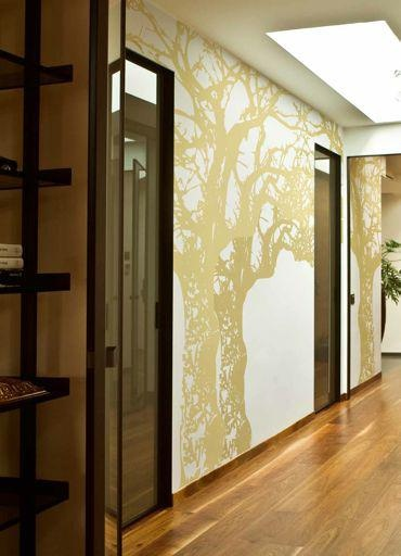 125 best wall treatments images on Pinterest | Home ideas, Wood wall ...
