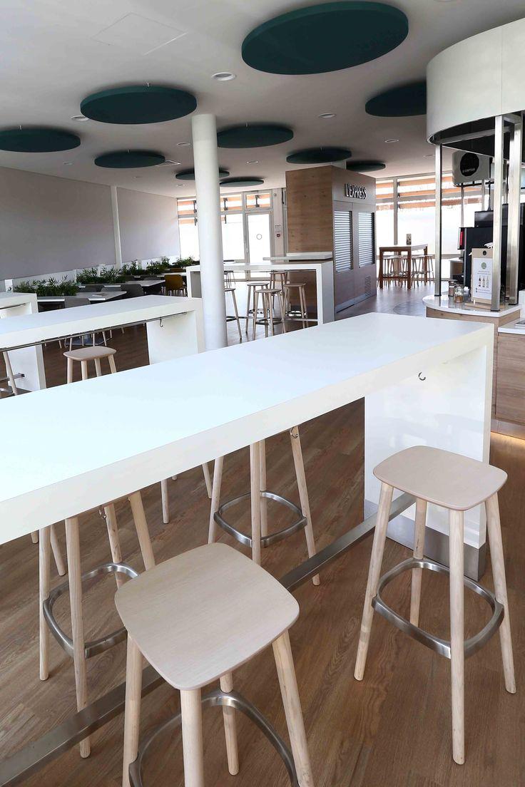 mobilier restaurant d'entreprise - mobilier restauration