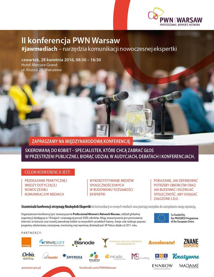 28 kwietnia zapraszamy na konferencję #jawmediach, podczas której będziemy mieć swoje wystąpienie. Robert Stalmach i Sylwia Sobiecka opowiedzą jak monitorować swoją reputację w internecie! http://www.newspoint.pl/program-accelerate-wzmacnia-glos-kobiet-w-mediach/