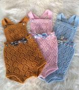 Barnigjen strikkeoppskrift
