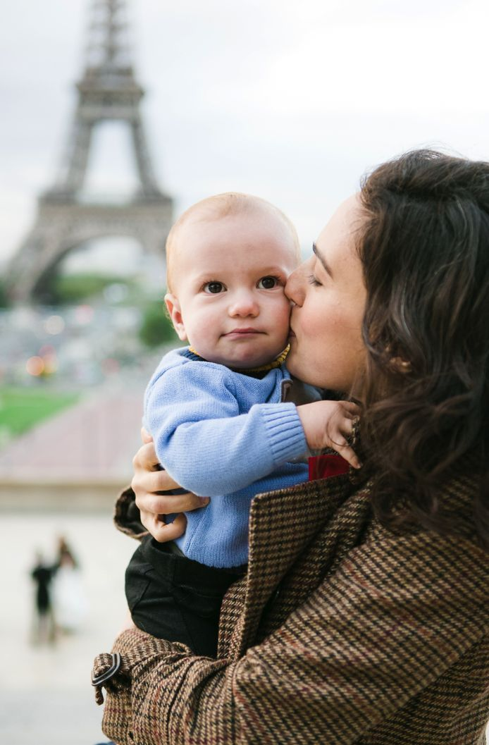 A Little Look Into Traveling With A Baby And Sharing A Kiss At The