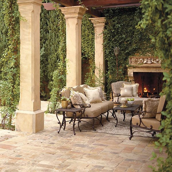 17 Best Images About Outdoor Rooms On Pinterest