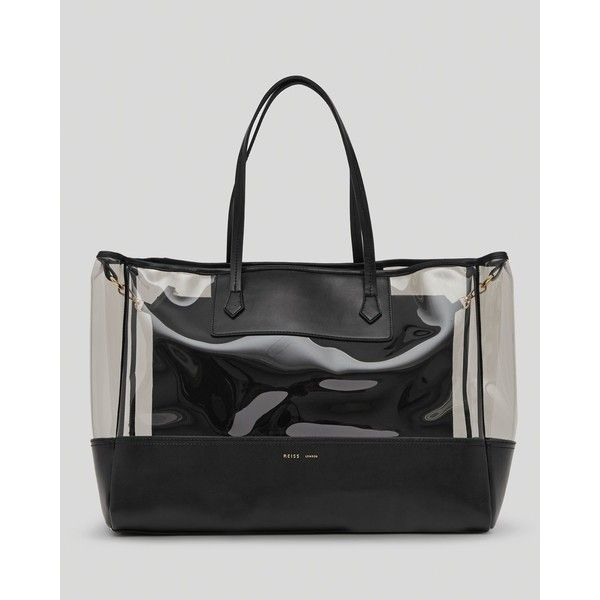 REISS Tote - Quincy Detachable Inner Pouch