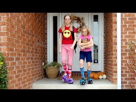 Katherine & Rachael on SevenSuperGirls (playlist)