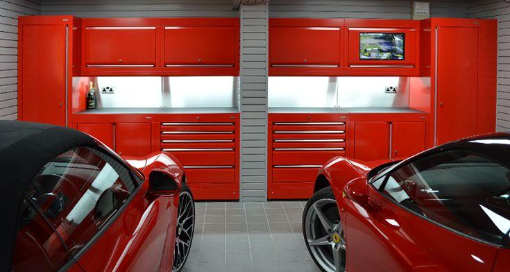 Garage Furniture, Garage Storage & Garage Flooring from Dura Garages