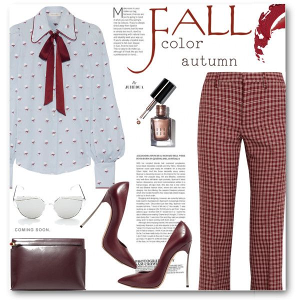 Office by cilita-d on Polyvore featuring Marc Jacobs, Miu Miu, Casadei, Loewe, Free People, L.A. Girl and Bobbi Brown Cosmetics