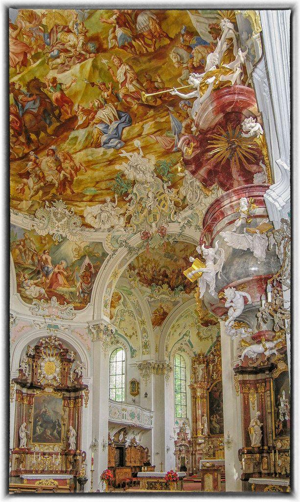 St. Katharina in Wolfegg, Germany