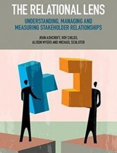 The Relational Lens: Understanding Managing and Measuring Stakeholder Relationships free download by John Ashcroft Roy Childs Alison Myers ISBN: 9781107155763 with BooksBob. Fast and free eBooks download.  The post The Relational Lens: Understanding Managing and Measuring Stakeholder Relationships Free Download appeared first on Booksbob.com.