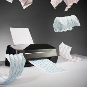 Hydro-Fold byChristophe Guberan