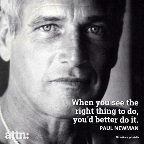 Paul Newman quote