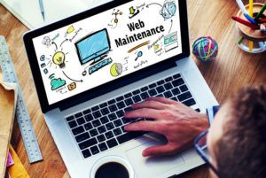 website maintenance service for small business owners