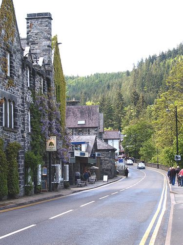 Betws-y-Coed, Wales ~ my parents loved this place