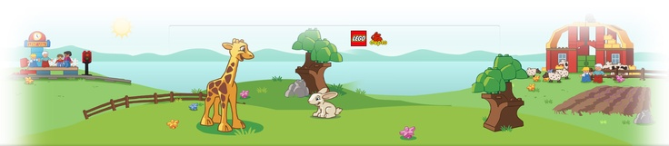 Preschool computer games - could pass on links at party. LEGO.com Games