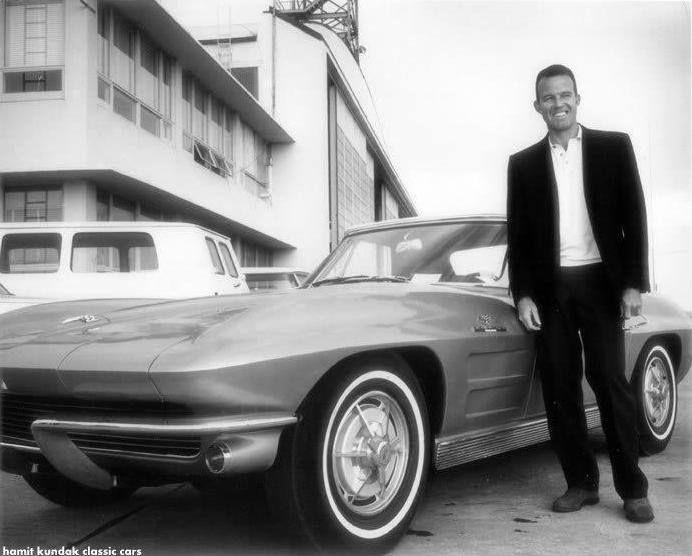Pictures of 1960 corvette