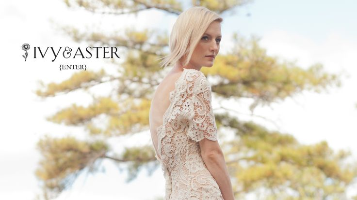 Ivy and Aster - Available at Frocks  2306 West Broadway  Vancouver, BC V6K 2E5  604 738 8622  frocks.ca - available in the USA + CAN + INTL