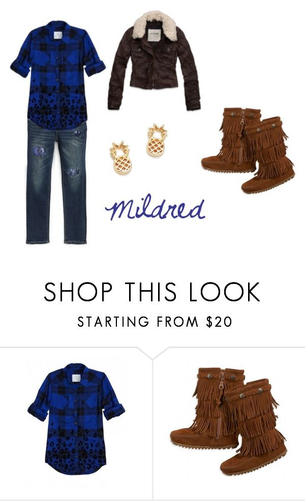 """genesisyoung2"" by cazerbubble on Polyvore featuring Abercrombie & Fitch, 77kids and Bing Bang"