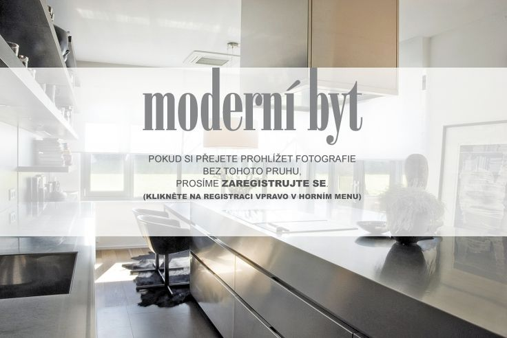Moderní byt | Jak bydlí architekt Martin Frank