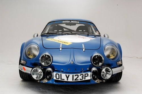 Renault Alpine... fittttt