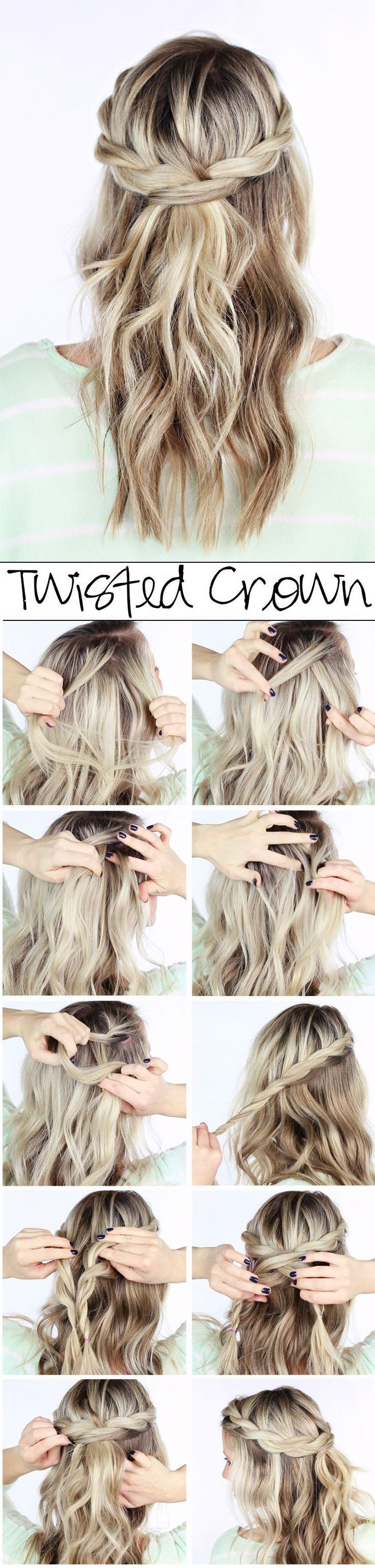 51 best Haar Hair images on Pinterest