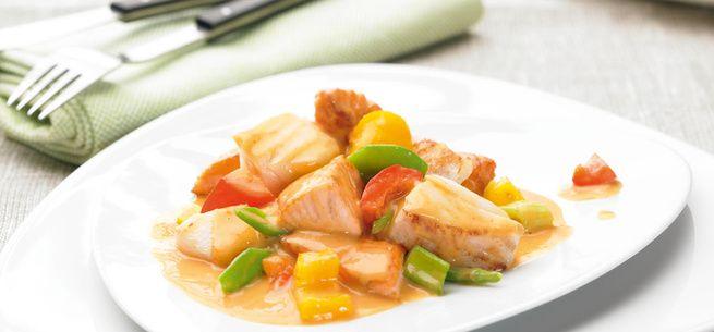 SweetFamily von Nordzucker: Rezept für Fisch-Kokos-Curry