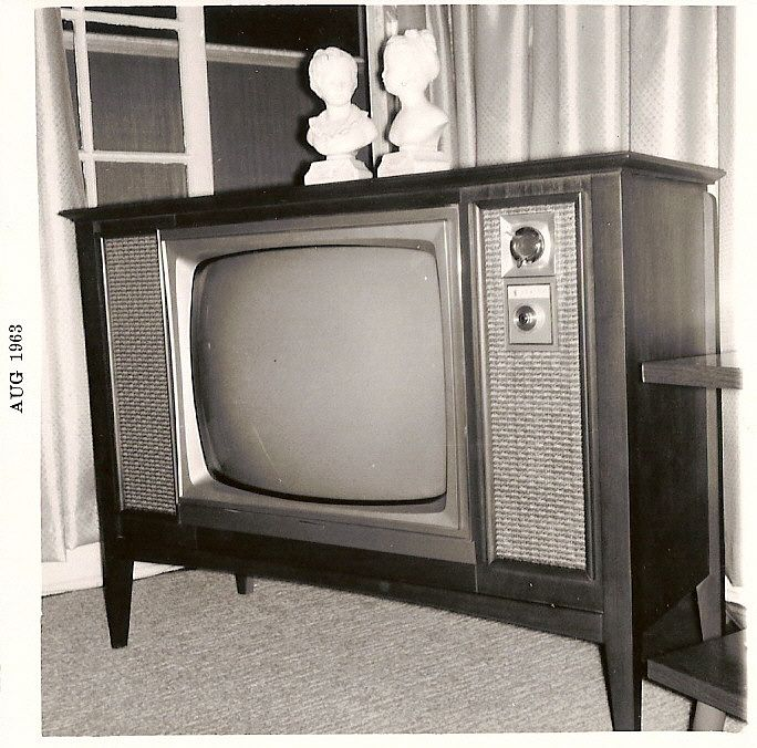 183 best Vintage TVs and Radios images on Pinterest Vintage tv - einbau küchengeräte set