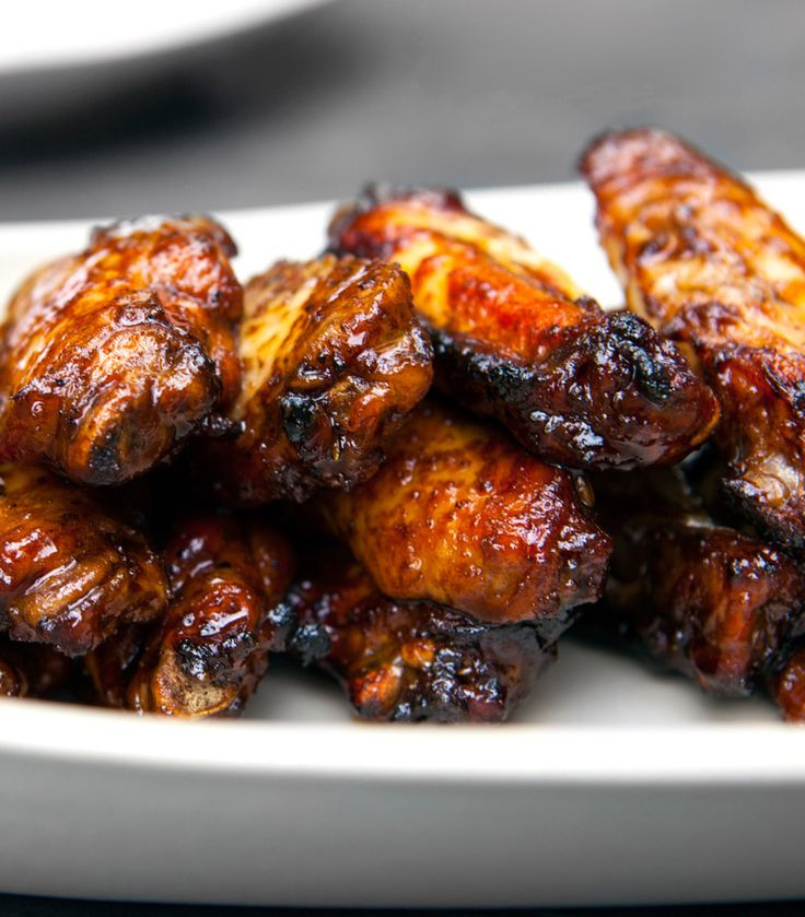 Tamarind Chicken Wings | when I eat a good chicken wing, life just seems perfect. @pannacooking