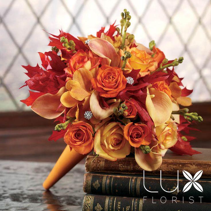 Orange Flower Arrangements For Weddings: 17 Best Images About Flowers On Pinterest