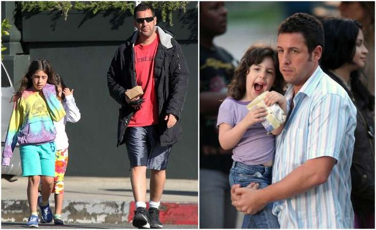 Adam Sandler's kid - daughter Sadie Sandler