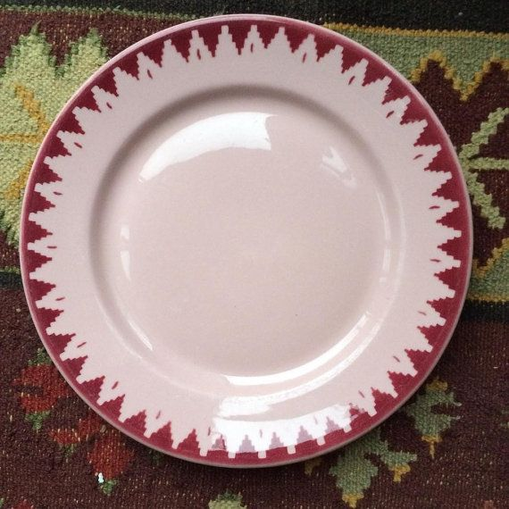 Very Rare Restaurant China Dinner Plates by putnamandspeedwell