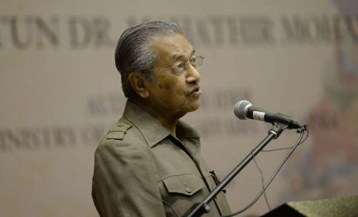 On Thursday, former prime minister Tun Dr Mahathir Mohamad expressed concern that the NUCC's proposed laws would see the rise of meritocracy that would preclude policies such as the NEP. — Picture by Yusof Mat Isa