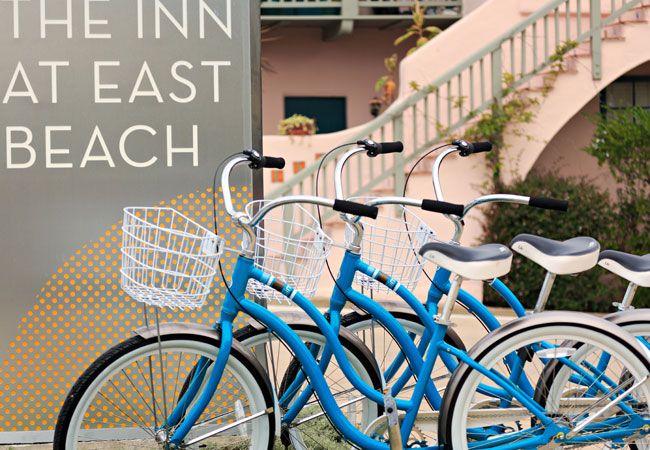 Inn at East Beach Hotel, Santa Barbara ,CA
