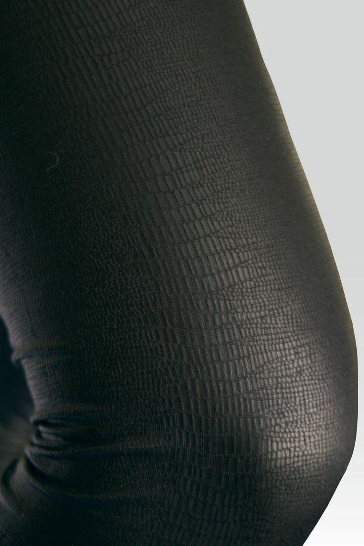 Leggings efecto cuero