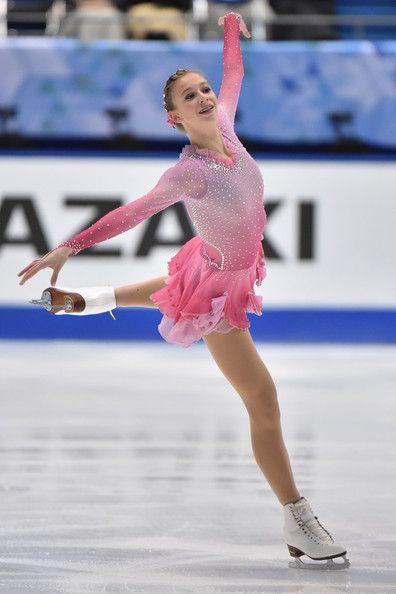 Polina Edmunds - ISU Grand Prix of Figure Skating 2014/2015 NHK Trophy