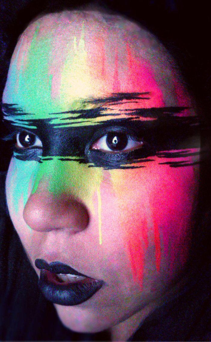 the rainbow Bandit by ~ARTSIE-FARTSIE-PAINT on deviantART