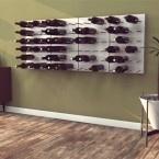 STACT, het wijnrek voor aan de muur