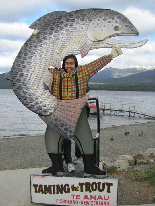 Te Anau, Fiordland NZ