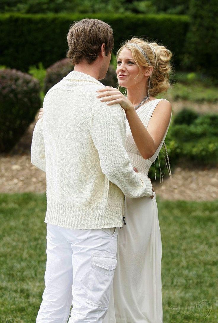 Blake Lively Hair Gossip Girl Wedding