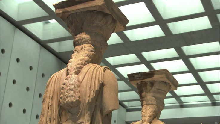 A short visit to the Acropolis Museum