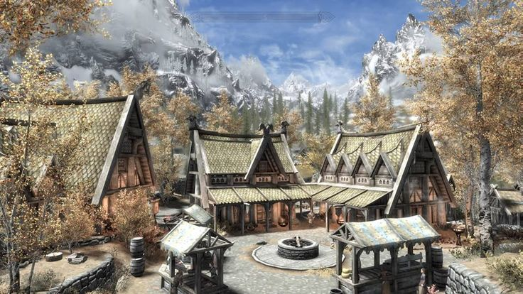 Dolomite - Natural for the PS4 looks pretty good. I think I like it better than Surreal Lighting (wish I had a PC). #games #Skyrim #elderscrolls #BE3 #gaming #videogames #Concours #NGC