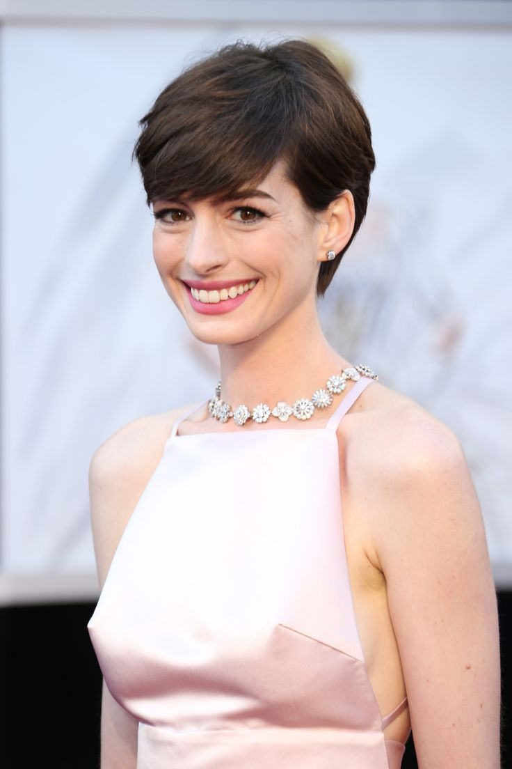 Anne Hathaway: a collection of Celebrities ideas to try ... Anne Hathaway