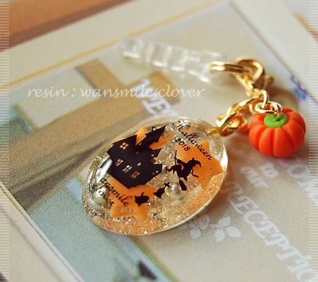 resin crafts:Halloween