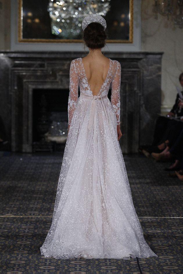 La preciosa colección de novias de Mira Zwillinger SS 2016 | El Blog de SecretariaEvento