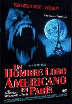 Un hombre lobo Americano en Paris online latino 1998 - Terror