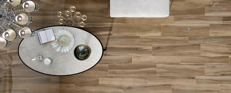 Płytka podłogowa drewnopodobna 22,5x90cm Maxiwood Living Noce Oro Italgraniti XW03L14