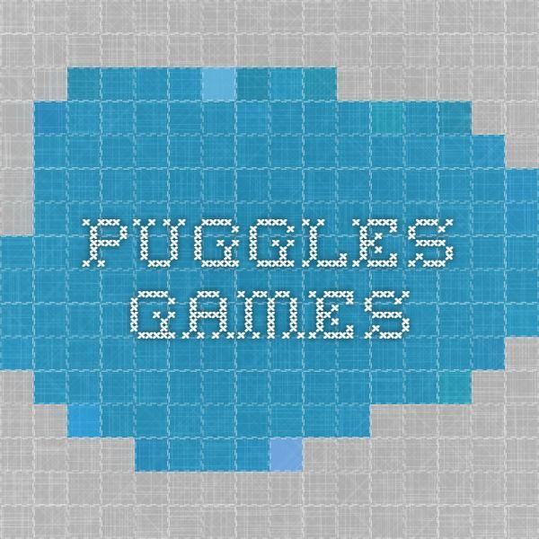 Puggles Games