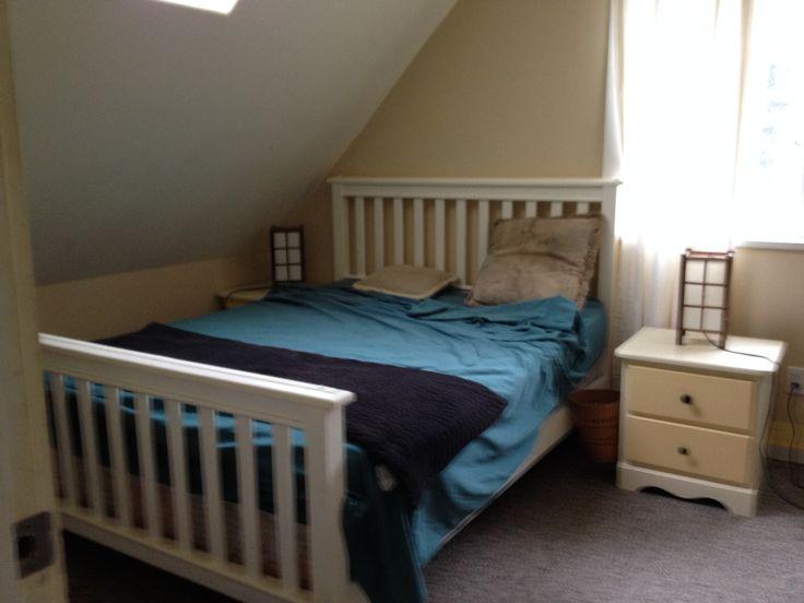Bedroom, left side.